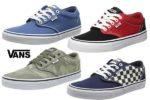 ¡Chollo! Zapatillas Vans Atwood baratas desde 35€ -50% Descuento