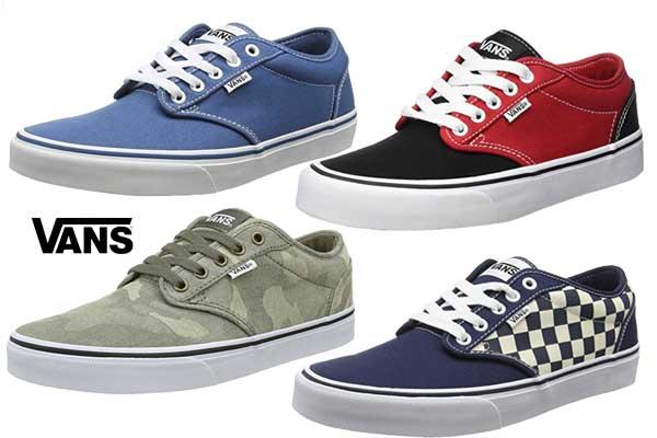 zapatillas Vans Atwood baratas ofertas descuentos chollos blog de ofertas