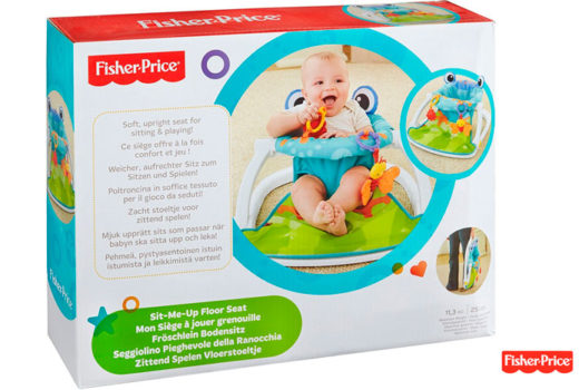 Asiento aprendizaje Fisher-Price barato oferta descuento chollo blog de ofertas