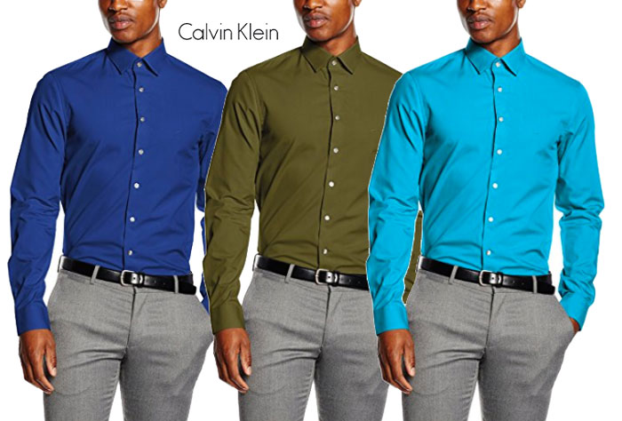 Camisa Calvin Klein Bari barata oferta descuento chollo blog de ofertas