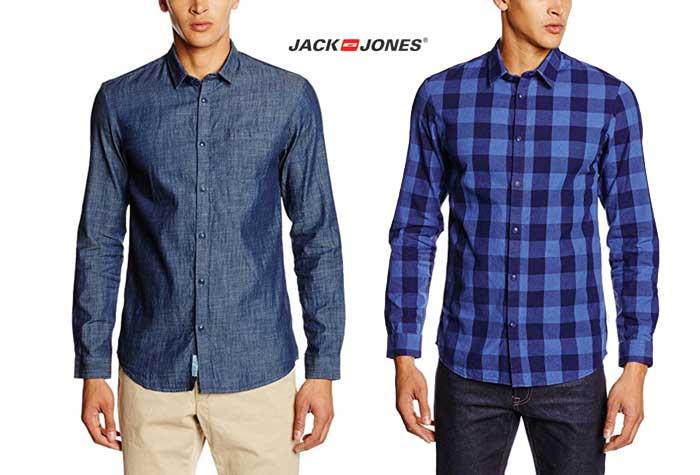 Camisa Jack Jones Jcoadam barata oferta descuento chollo blog de ofertas