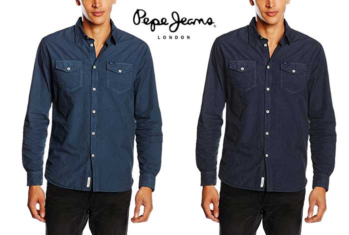 Camisa Pepe Jeans Dioniso barata oferta descuento chollo blog de oferta