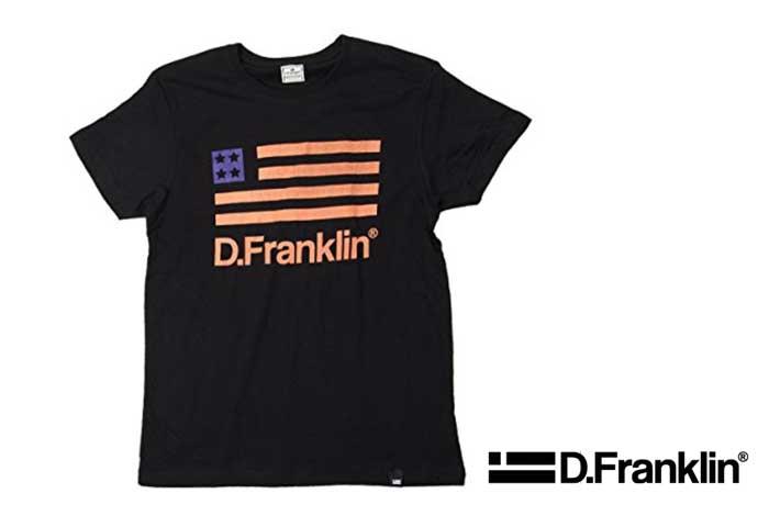 Camiseta D.Franklin barata oferta descuento chollo blog de ofertas