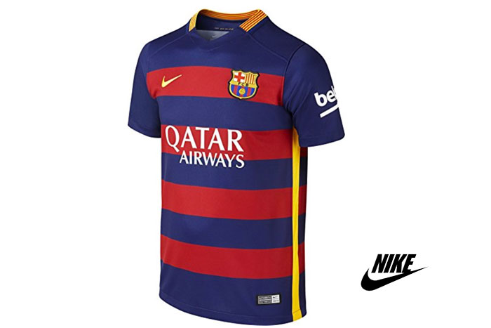 Camiseta Fútbol Club Barcelona barata oferta descuento chollo blog de oferta 82d2ec3046896