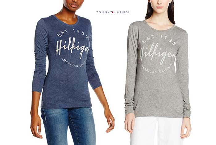 Camiseta Tommy Hilfiger Denim barata oferta descuento chollo blog de ofertas