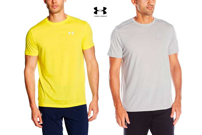 Camiseta Under Armour Sreaker barata oferta descuento chollo blog de ofertas