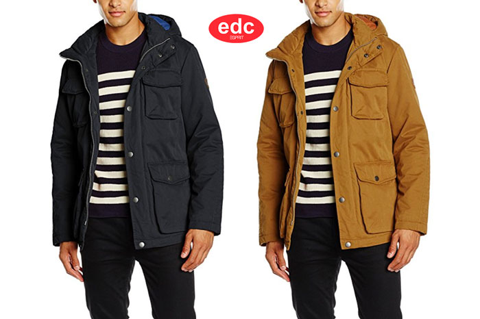 Chaqueta EDC 096CC2G003 barata
