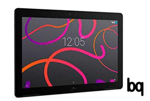 Tablet BQ Aquaris M10 barata oferta descuento chollo blog de ofertas