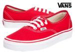 ¡Chollo! Zapatillas Vans Authentic baratas desde 28€ -56% Descuento