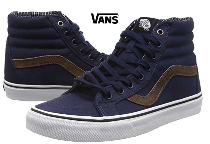 Zapatillas Vans Sk8-hi Reissue baratas oferta descuento chollo blog de ofertas