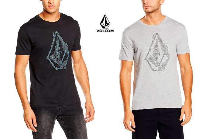 camiseta Volcom Volcontour barata oferta descuento chollo blog de ofertas