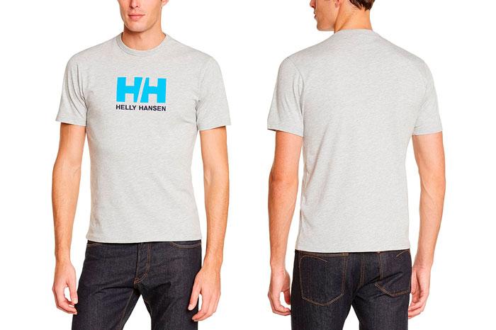 camiseta helly hansen logo barata chollos amazon blog de ofertas bdo