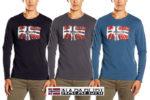 Camiseta Napapijri Seres barata 23€ -53% Descuento ¡Precio Mínimo!