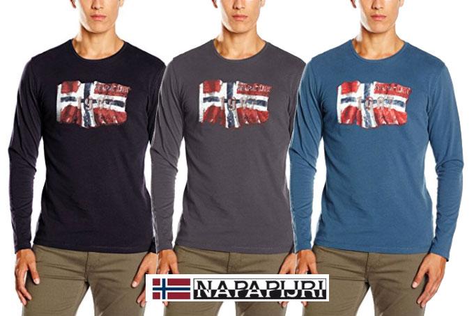camiseta napapijri seres barata chollos amazon blog de ofertas bdo