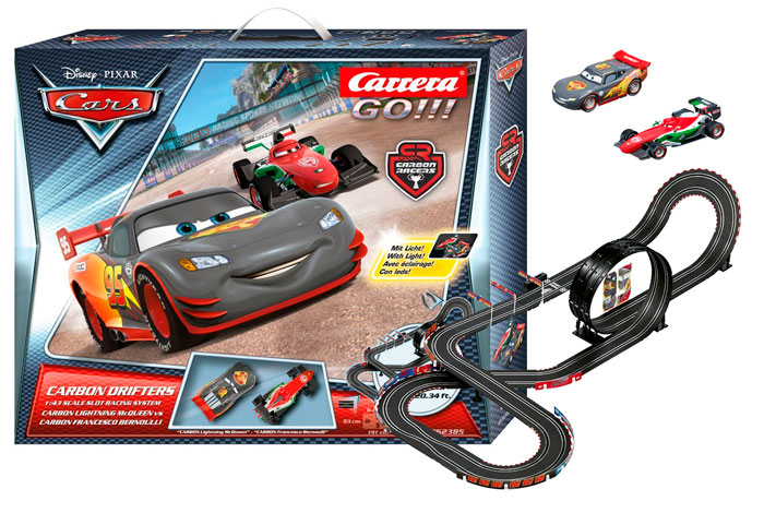 comprar circuito carrera go cars chollos amazon blog de ofertas blogdeofertas bdo