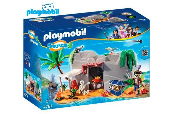 comprar cueva pirata playmobil barata chollos amazon 4797 blogdeofertas ofertas bdo