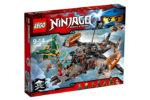 ¡Chollo! Lego Ninjago Fortaleza de la Mala Fortuna barata 39€-57% Descuento