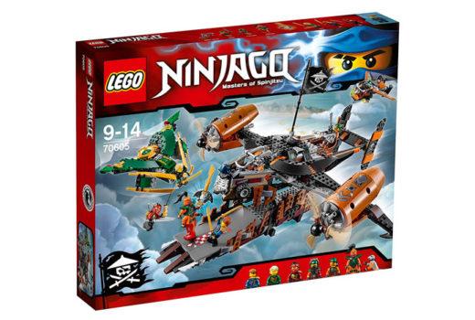 comprar lego ninjago fortaleza de la mala fortuna barata chollos amazon blog de ofertas bdo