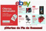 Ofertas Semanales eBay con hasta -65% Descuento ¡Corred!