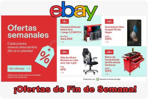 ofertas semanales ebay chollos rebajas blog de ofertas bdo