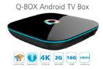 ¡Oferta! Android TV Akaso Q Box barato 29,99€ -62% Descuento