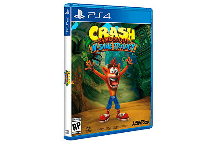 Crash Bandicoot N. Sane Trilogy blog de ofertas chollos bdo