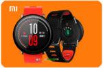 ¡Oferta! Smartwatch Xiaomi AMAZFIT barato 76,9€ ¡Mínimo!