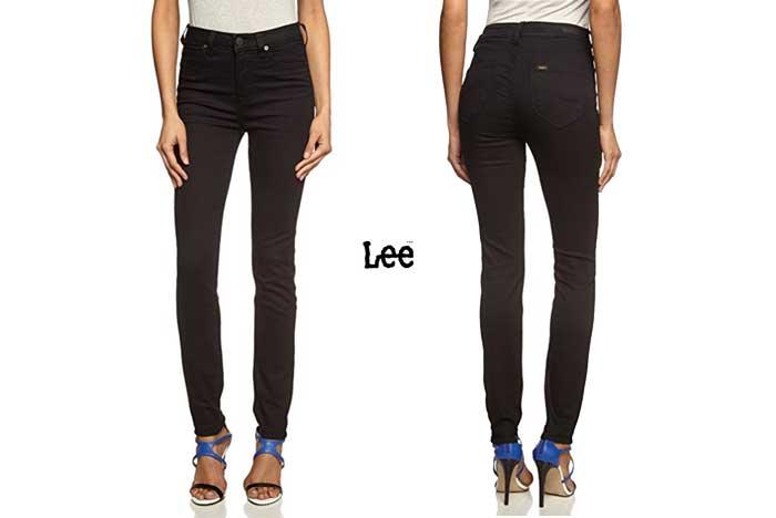 pantalones Lee Skyler baratos oferta descuento chollo blog de ofertas