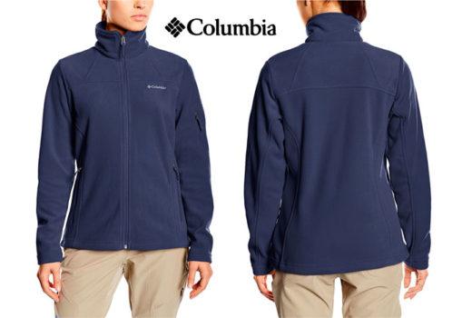 donde comprar polar columbia fast trek barato chollos amazon blog de ofertas bdo