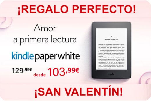 comprar promocion kindle paperwhite san valentin barata chollos amazon blog de ofertas bdo