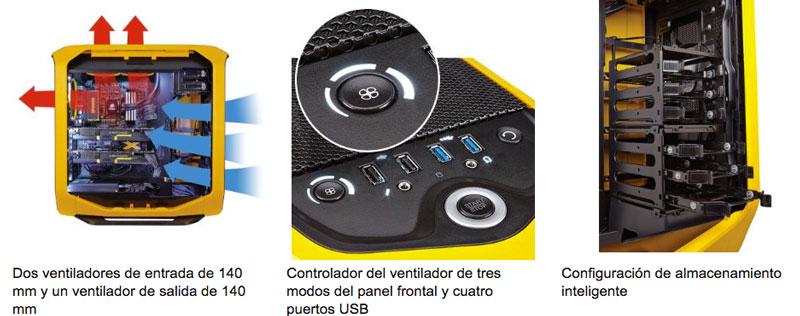 ventiladores accesorios corsair 780t barata chollos amazon blog de ofertas bdo