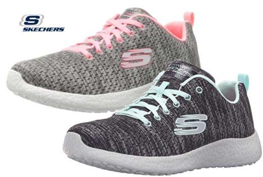 zapatillas Skechers burst New Influence baratas oferta descuento chollo blog de ofertas