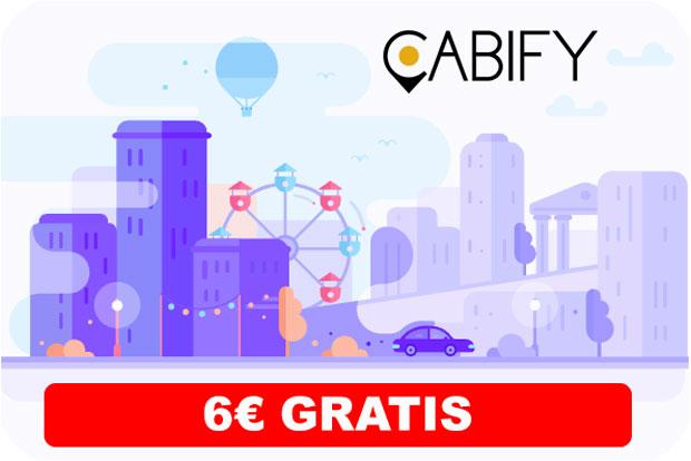 6e gratis cabify codigo descuento gratis blog de ofertas bdo