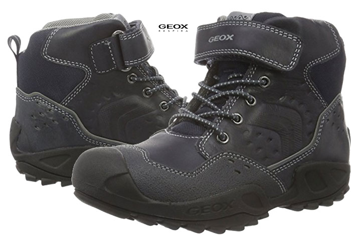 Botas Geox J New Savage Boy D baratas ofertas descuentos chollos blog de ofertas bdo