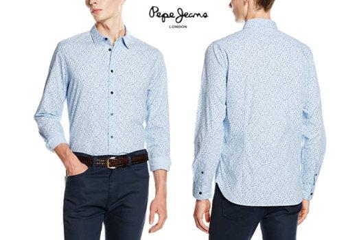 Camisa Pepe Jeans Calengol barata oferta descuento chollo blog de ofertas bd