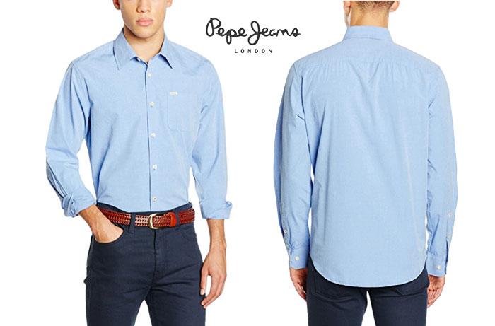Camisa Pepe Jeans Troilo barata oferta descuento chollo blog de ofertas bdo