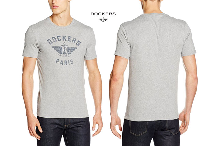 Camiseta Dockers city barata oferta descuento chollo blog de ofertas bdo