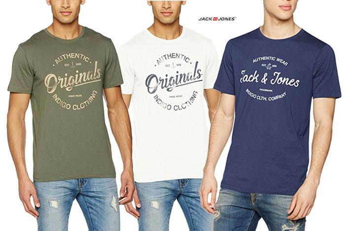 camiseta jack & jones jortraffic barata chollos amazon blog de ofertas bdo