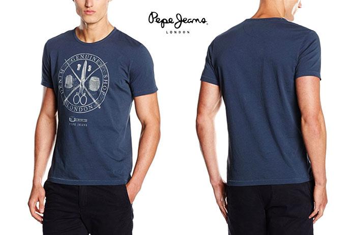 camiseta pepe jeans carver barata oferta descuento chollo blog de ofertas bdo