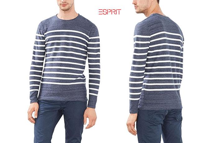 Jersey Esprit Gestreift barato oferta descuento chollo blog de ofertas bdo