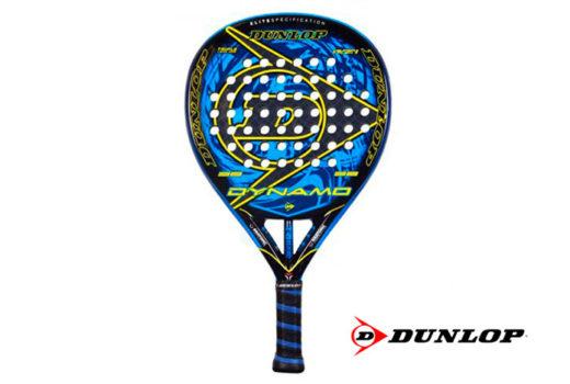 Pala Padel Dunlop Dynamo barata oferta descuento chollo blog de ofertas bdo