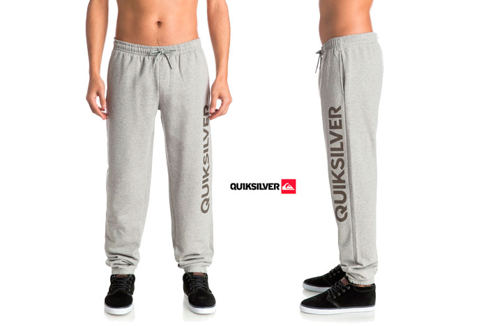 Pantalones Chandal Quiksilver Screen baratos ofertas descuentos chollos blog de ofertas bdo