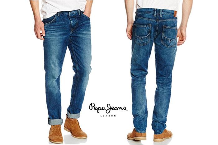Pantalones Pepe Jeans Flint baratos ofertas descuentos chollos blog de ofertas bd