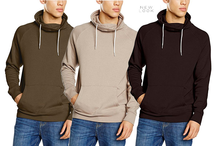 Sudadera New Look Basic barata oferta descuento chollo blog de ofertas bdo