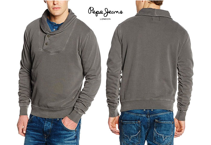 Sudadera Pepe Jeans Phoenix barata oferta descuento chollo blog de ofertas bdo