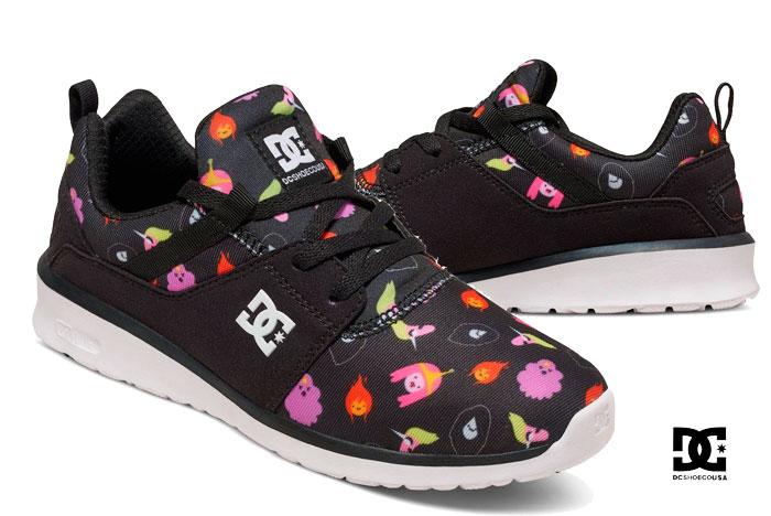 Zapatillas DC Shoes Heathrow X AT baratas ofertas descuentos chollos blog de ofertas bdo