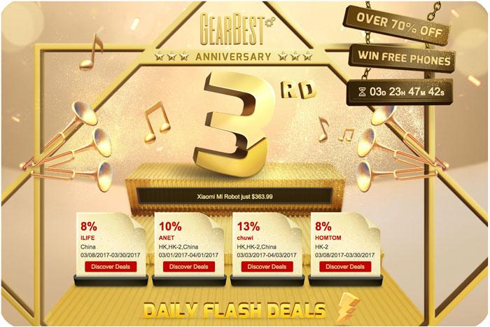 aniversario gearbest chollos amazon blog de ofertas bdo