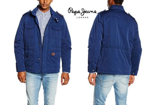 chaqueton Pepe Jeans Grab barato oferta descuento chollo bdo