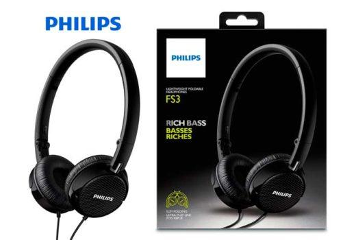 comprar auriculares philips fs3 baratos chollos amazon blog de ofertas bdo