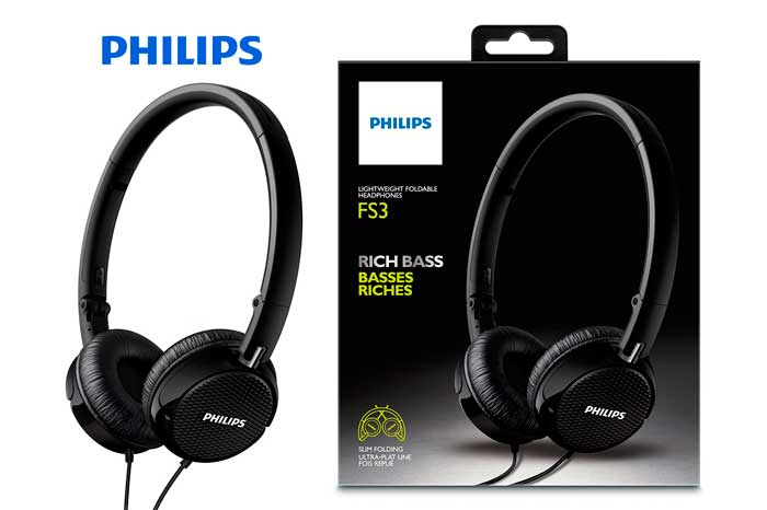 comprar auriculares philips fs3 baratos chollos amazon blog de ofertas bdo